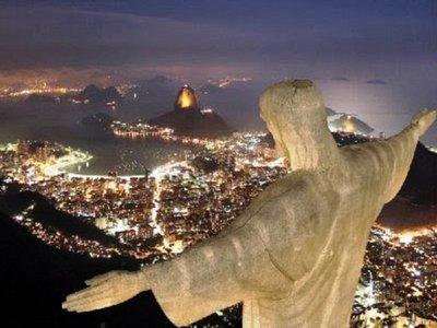 El coronavirus confina al símbolo de Brasil, el Cristo Redentor