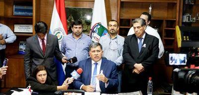 Junta de Lambaré aceptará hoy renuncia de Gómez y elegirá sucesor en intendencia