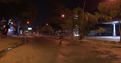 Trabajadora denuncia falta de transporte público en horario de la noche