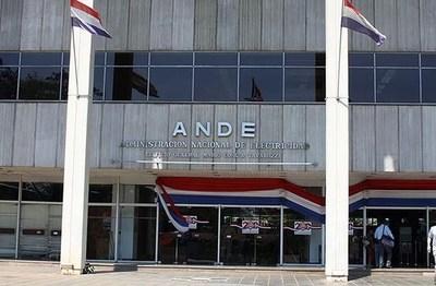 Emergencia sanitaria: ANDE no cortará suministro de energía eléctrica por falta de pago