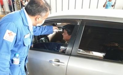 Más de 1.000 extranjeros fueron rechazados en CDE