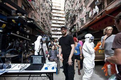 Las películas sobre contagios se vuelven virales en todo el mundo