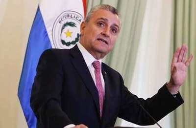 Pelotudo mayor: por culpa de Villamayor, todo Palacio de Gobierno será monitoreado