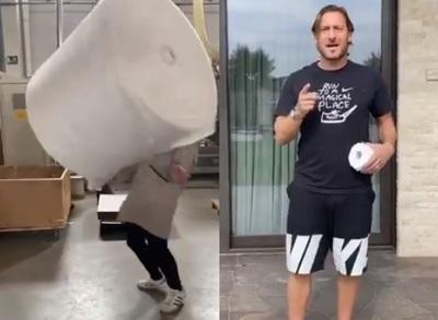 Reto viral: Picaditas con rollos de papel higiénico