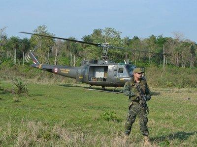 Fuerza Armada aclara que no hará fumigaciones aéreas por Covid-19