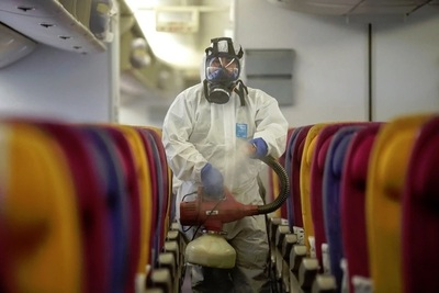 Coronavirus: Más de 400 turistas quedan varados en aeropuerto de Cancún