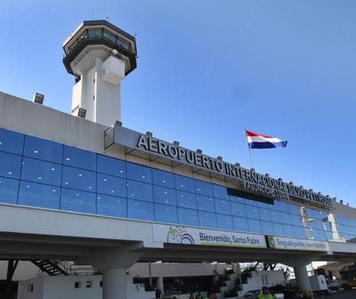 Extranjeros no podrán ingresar vía aérea a Paraguay
