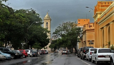 Emiten alertas por tormentas en varios Departamentos