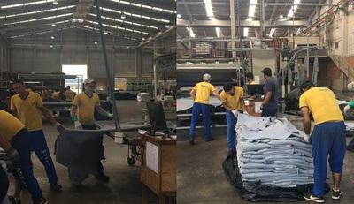 Los paraguayos que trabajan el cuero que llega a USA, Europa y Asia