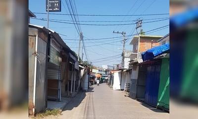 Nanawa clama por víveres ante nula presencia de compradores y turistas