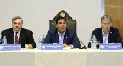 Reunión permanente en la APF