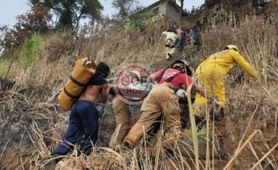 Encuentran muerto a un hombre tras caer de un precipicio