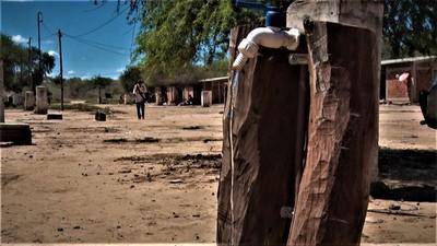 Comunidad indígena es beneficiada con panel solar para bombeo de agua potable