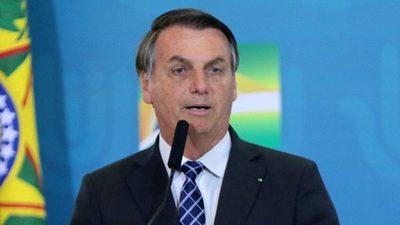Bolsonaro dijo que las medidas que tomó Paraguay son buenas pero que Brasil no cerrará la frontera