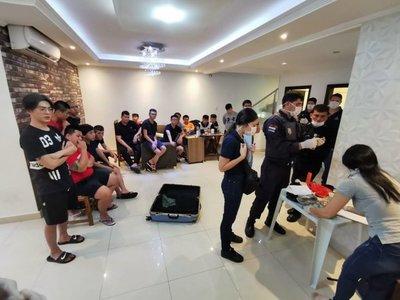 Covid-19: Fiscalía allana casa por aglomeración de taiwaneses en CDE