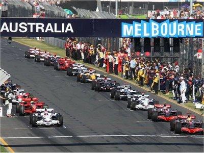 Parón vacacional en F1 se amplía y adelanta