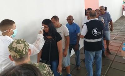 Cierre de frontera desnuda presencia irregulares de extranjeros en CDE