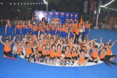 Alegría y talento en el Festival de Patín