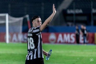 'Sebas' Ferreira, sincero sobre su paso por Olimpia