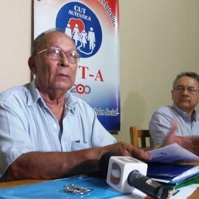 """Ante paro económico por coronavirus, sindicatos exigen """"salario de emergencia"""" para trabajadores"""