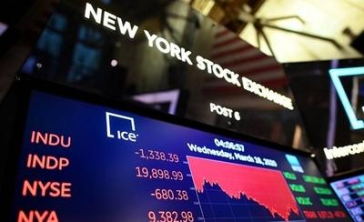 HOY / Wall Street vuelve al abismo y los mercados del mundo se desploman por culpa del coronavirus