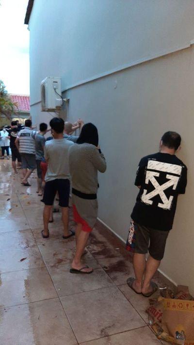 Encuentran un segundo grupo de taiwaneses y suman 30 los que habría entrado irregularmente