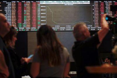 Bolsas de Argentina, Brasil y Colombia se derrumban en línea con mercados mundiales