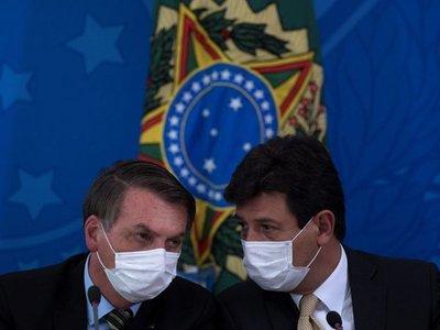 Brasil declarará estado de calamidad para liberar recursos para el Covid-19