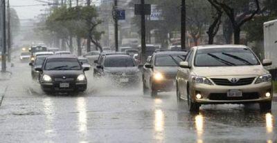 Anuncian más lluvias y tormentas para este jueves