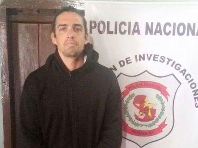 Aquiles detenido por atropellar Comisaría y agredir a su vecino