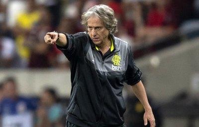 DT de Flamengo Jorge Jesús, da negativo al coronavirus