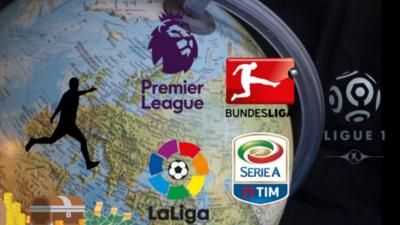 La suspensión de las ligas europeas supondrá pérdidas de 4.000 millones
