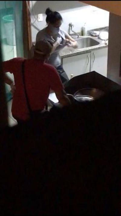  VIDEO  Seis policías acusados de robo durante operativo