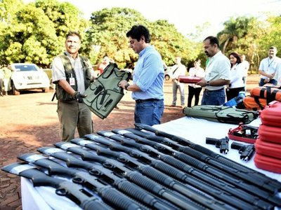 Itaipú intensifica controles en áreas protegidas