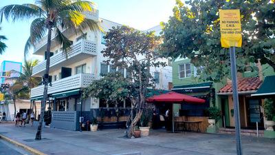 Una Miami Beach desconocida en su primer día sin bares ni restaurantes
