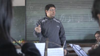 Un paraguayo, entre los 50 mejores profesores de música en todo el mundo