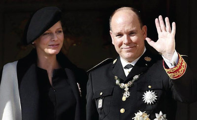 Príncipe Alberto de Mónaco da positivo a prueba de coronavirus