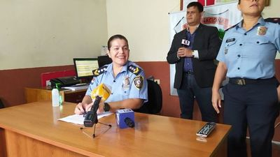 Policía dice que la Justicia debe determinar culpabilidad de agente filmada guardando dinero