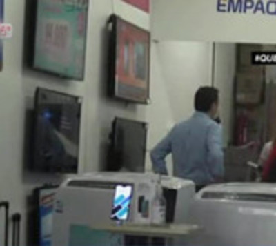 Asalto a comercial de Fernando de la Mora