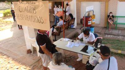 "Paraguarí, en ""emergencia preventiva"" por coronavirus"