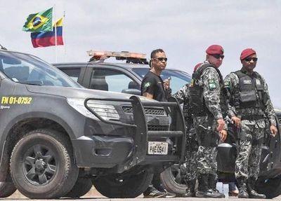 Brasil cierra fronteras, excepto con Uruguay