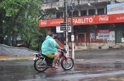 Anuncian jornada con clima inestable