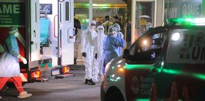 Coronavirus en Argentina: operativo de emergencia y caos en un Buquebus por un pasajero que estaría infectado