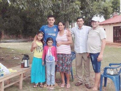 Ramón Sosa: un soñador que honra a su papá y al guaraní