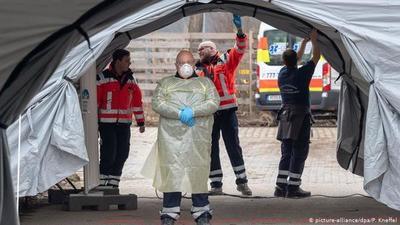 Coronavirus: Alemania registra casi 3.000 nuevos casos y 11 muertos más en un día