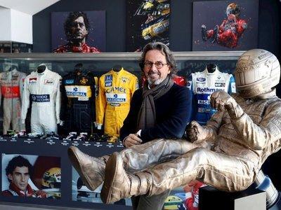 Ayrton Senna, el genio que nació en otoño y trajo una primavera