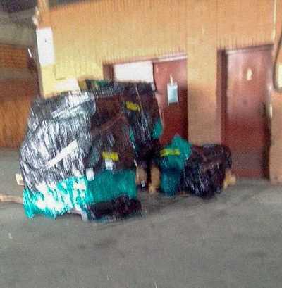 TRAFICO DE ARMAS: todo un esquema se MONTO en el aeropuerto GUARANÍ