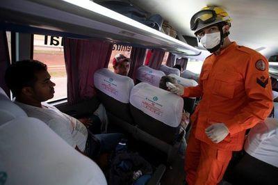 Brasil registra 7 muertes y 621 casos confirmados de coronavirus