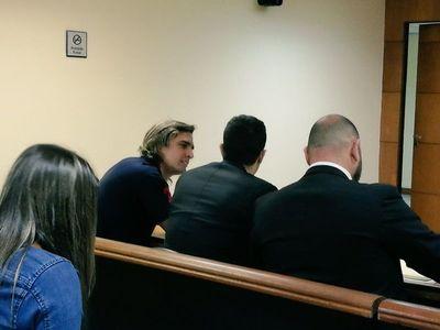 Juez decreta prisión para Carlos Báez