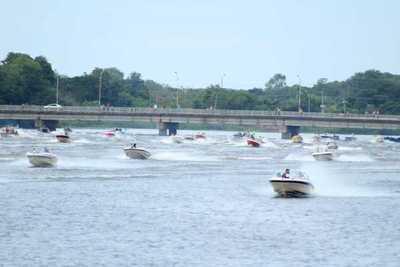 Suspenden Tradicional Torneo de Pesca de Semana Santa, edición 2020.